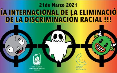 Las escuelas unitarias fomentan la tolerancia, igualdad y antidiscriminación por el Día Internacional de la Eliminación del Racismo